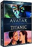 Avatar + Titanic - Coffret 2 films [Francia] [Blu-ray]