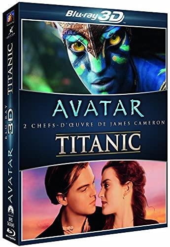 Avatar + Titanic (6 Blu-Ray) [Edizione: Francia]