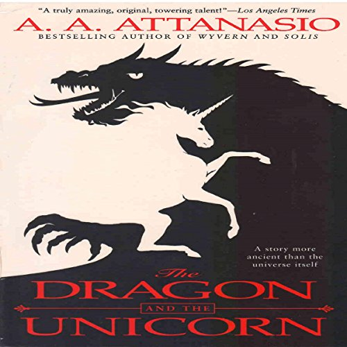 The Dragon and the Unicorn audiobook cover art