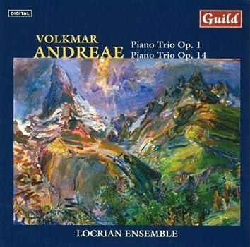 Piano Trios by Volkmar Andreae