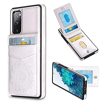 WESADN for Samsung Galaxy S20 FE Case for Women...
