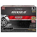 Rust-Oleum 318697 RockSolid Polycuramine 2.5 Car Garage Floor Coating Kit, Black