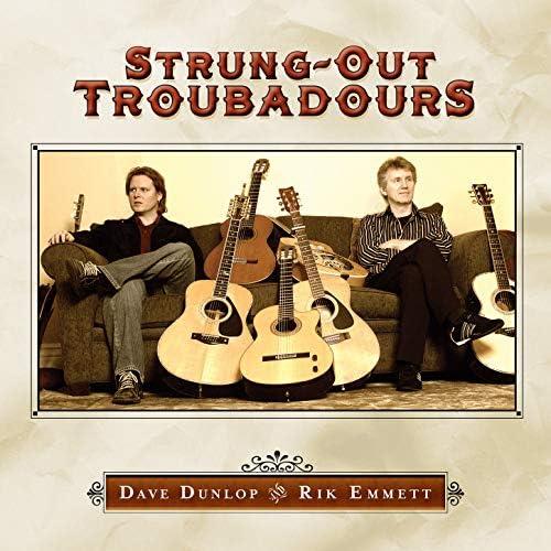 Dave Dunlop, Rik Emmett & Strung-Out Troubadours