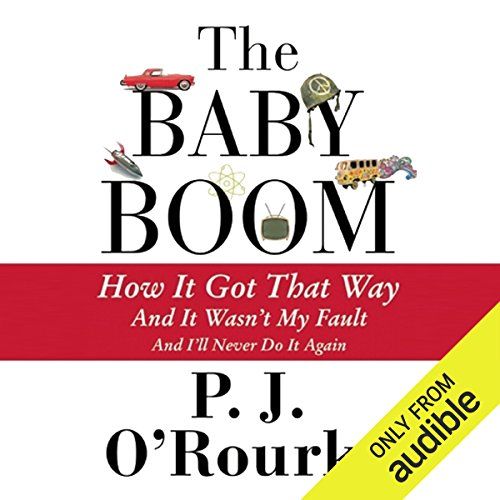 The Baby Boom audiobook cover art