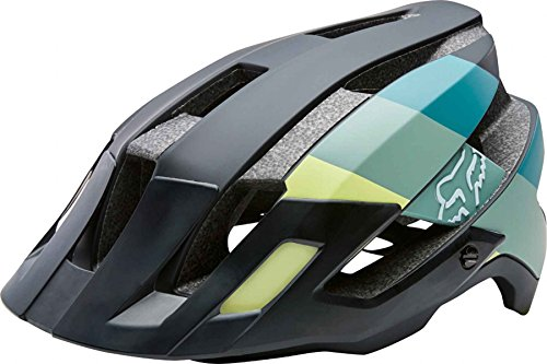 FOX 21316-001-L/XL Casco Flux Drafter, Hombre, Negro, Large/Extra-Large