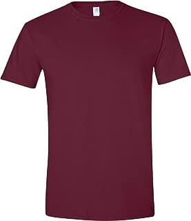 Best t shirt maroon plain Reviews