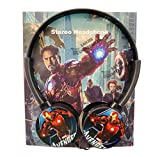Sanjis Enterprise Cartoon Stereo Headphone Without mic for Girls Boys - Wired Headphones for...