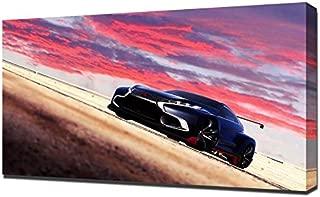Lilarama USA Mitsubishi Concept Xr Phev Evolution 6 - Canvas Art Print - Wall Art - Canvas Wrap