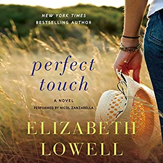 Perfect Touch audiobook cover art