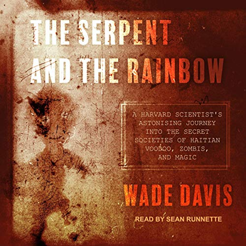 The Serpent and the Rainbow cover art