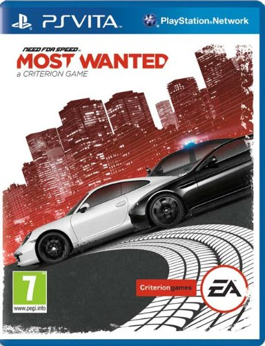 Need For Speed: Most Wanted (Playstation Vita) [UK IMPORT]