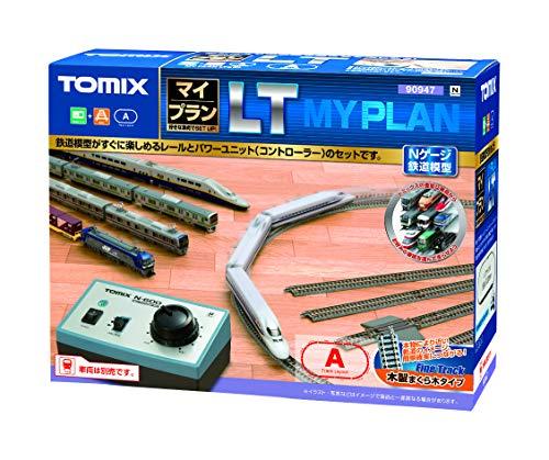 TOMIX Nゲージ マイプラン LT III F 90947 鉄道模型 レールセッ…