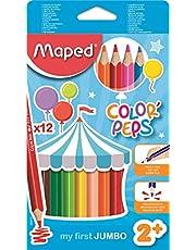 MapedColor'Peps My First Jumbo waskrijtjes