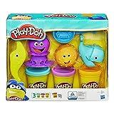 Play-Doh B1378 Zwierzątka Morskie HASBRO