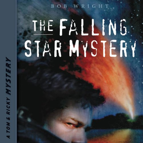 Couverture de The Falling Star Mystery