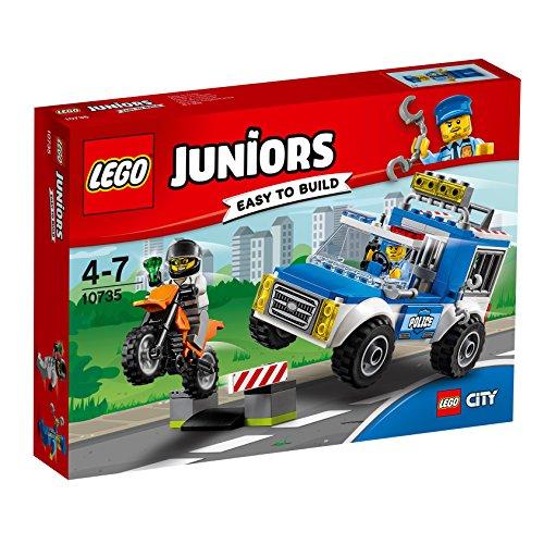 LEGO Juniors - Furgón de la policía en acción (10735)