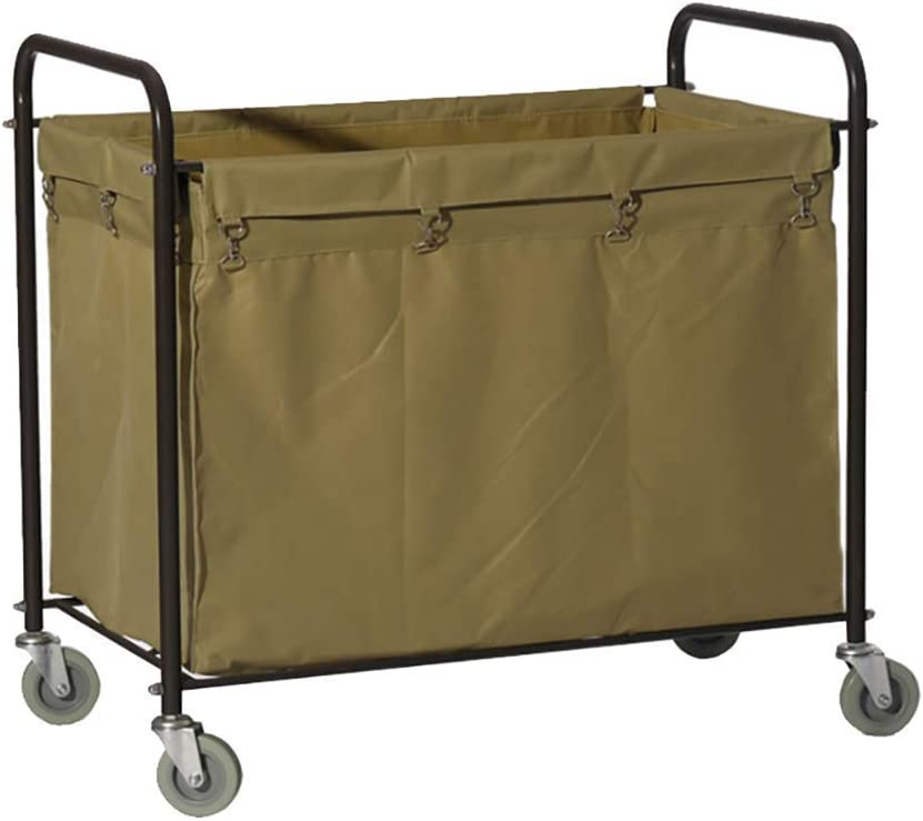 ViewSys Trolley On Direct store Wheels Tool Mobile 25% OFF Linen Car Hotel for Lobby