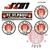 FC St. Pauli - Adhesivos