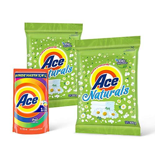 detergente en polvo carisma fabricante ACE