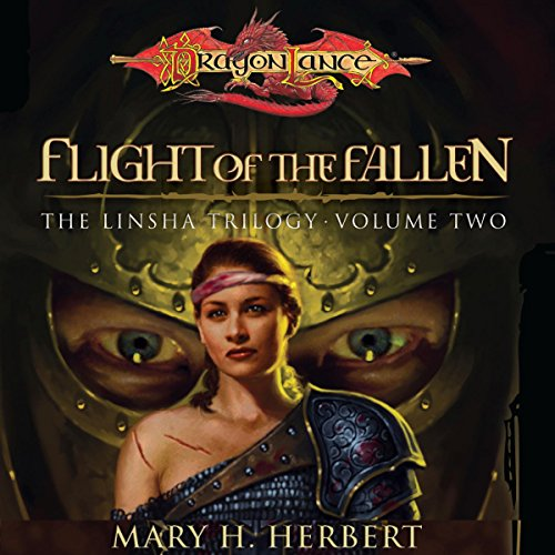 Flight of the Fallen audiobook cover art