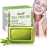 Teebaumöl Seife, Akne Seife, Handgemachte Seife, Gesichtsseife, Natürliche Seife Reinige Gesicht...