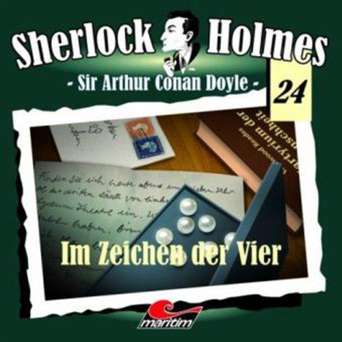 Im Zeichen der Vier (Sherlock Holmes 24) Titelbild