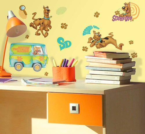 Scooby Doo Wall Decal Cutouts