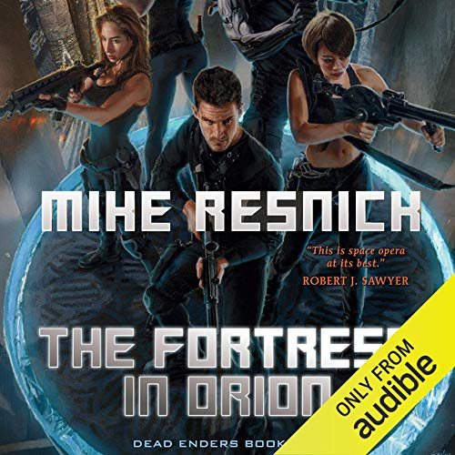 The Fortress in Orion audiobook cover art