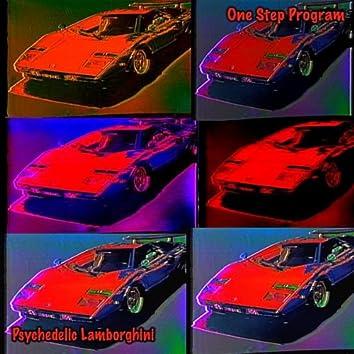 Psychedelic Lamborghini