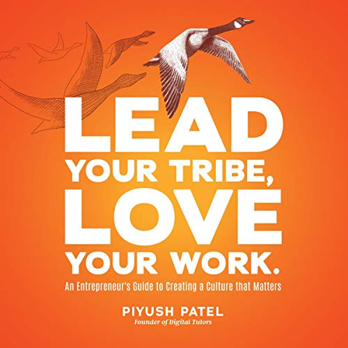 Lead Your Tribe, Love Your Work cover art