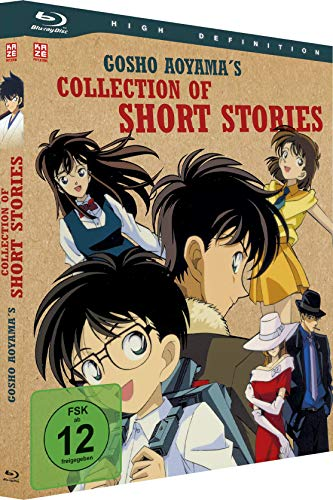 Gosho Aoyama's Collection of Short Stories - [Blu-ray]