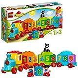 LEGO DUPLO Mes 1ers pas - Le train des chiffres - 10847 - Jeu de construction