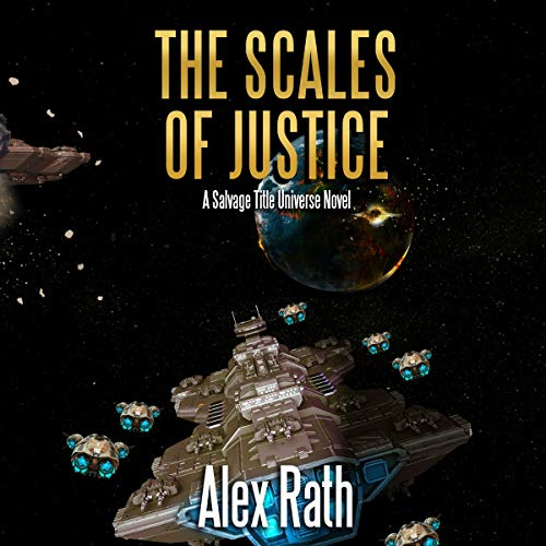 The Scales of Justice cover art