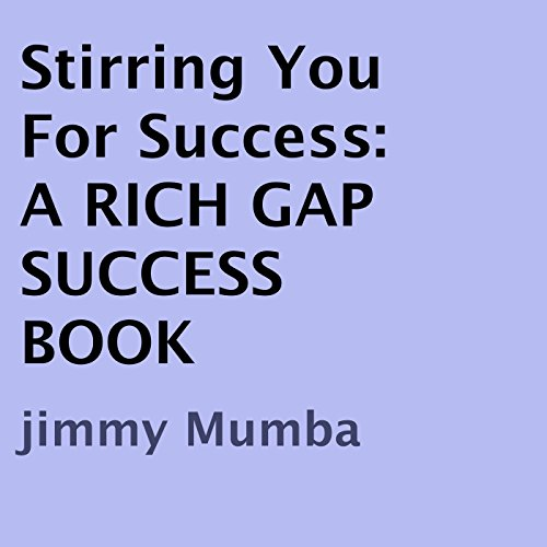 Stirring You for Success audiobook cover art