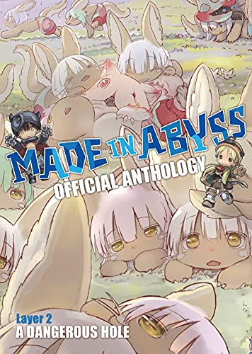 Made in Abyss Official Anthology - Layer 2: A Dangerous Hole Vol. 2 (English Edition)