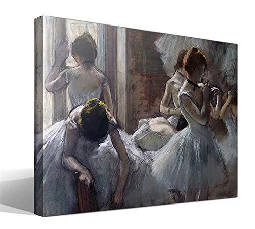 Cuadro Canvas Ballerinas de Edgar Degas