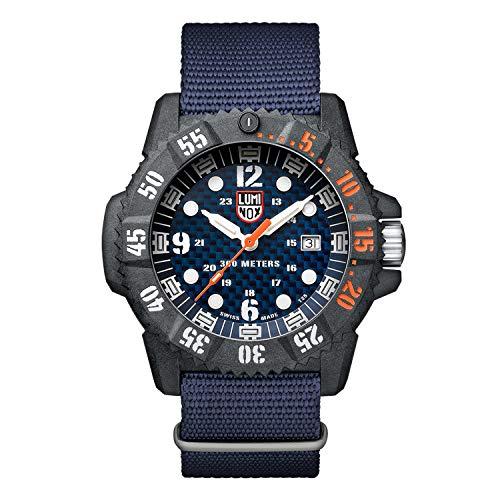 Luminox Navy Seal, Reloj de Buceo Militar XS.3803.C, 46 MM.