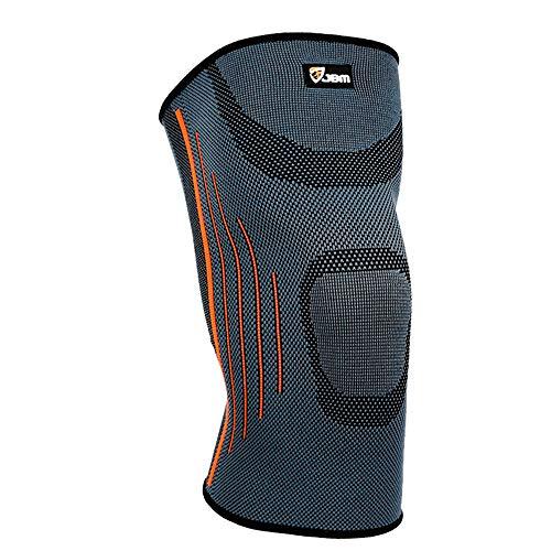 JBM, tutore per ginocchio a manica, stabilizzatore di...