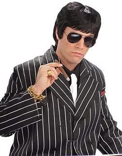 Forum Novelties, Costume Scarface Tony Montana Wig, Multi, One Size
