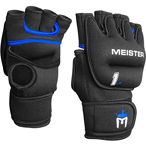 weighted gloves 2lb 045kg each