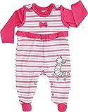 Jacky Baby - Mädchen Strampler-Set, Rot, Gr. 62