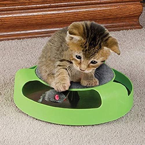 Minyangjie Pet Toys Great Supplies Super Special SALE held Catch famous The Plastic Cat Mou