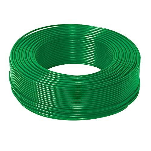 DK Multitec Rollo 100m Cable Eléctrico Manguera 3x1.5mm² Libre Halógenos RZ1-K (AS)...