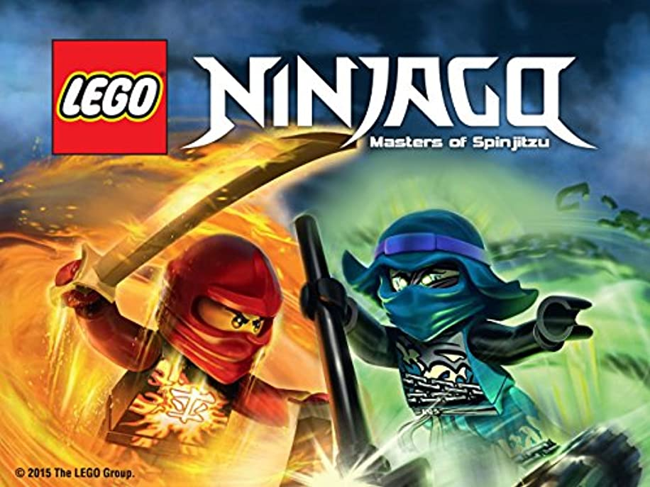 LEGO: NINJAGO: MASTERS SPINJITZU: REBTD: The Complete Fourth Season