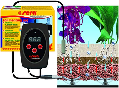 sera 31211 soil heating set  1 St – Computergesteuerte Bodenheizung für Süßwasseraquarien - 4