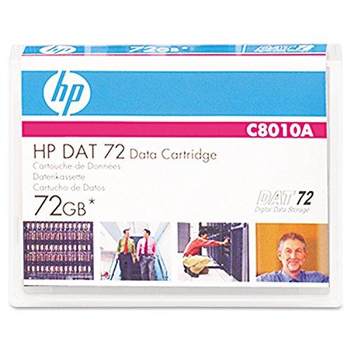 HP C8010A DAT 40 DAT 72 DDS-3 DDS-4 DDS-5 Data Cartridge in Retail Packaging