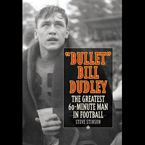 Bullet Bill Dudley audiobook cover art