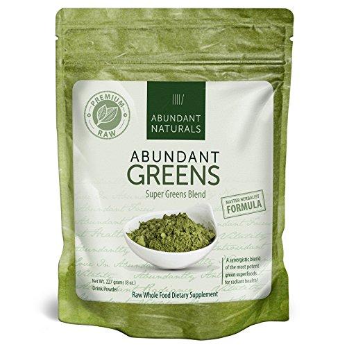 Organic Super Greens Powder