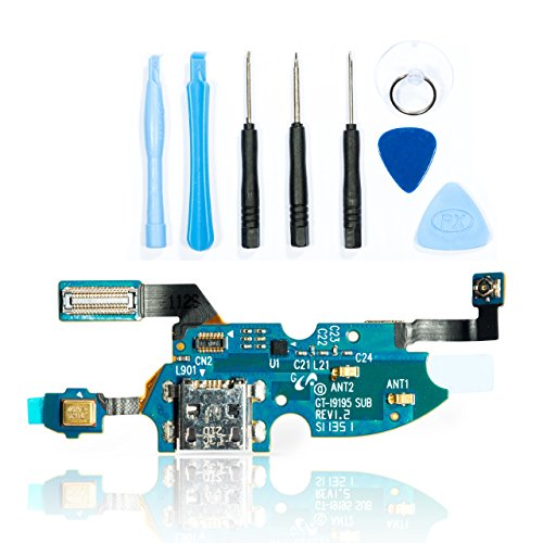 teparto USB Connector für Samsung Galaxy S4 Mini i9195 / i9190 mit Werkzeugset