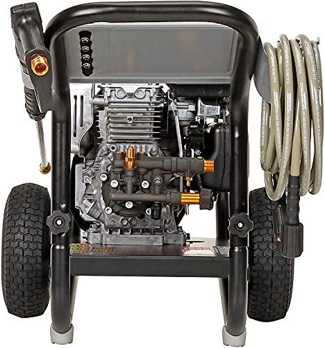Simpson MSH3125 MegaShot Gas Pressure Washer, 3200 PSI at 2.5 GPM